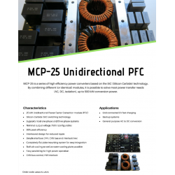 MCP-25 Unidirectional Boost...