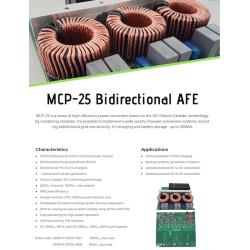 MCP-25 Bidirectional AFE...