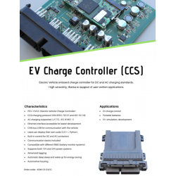 EV Charge Controller (CCS)