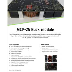 MCP-25 Buck module